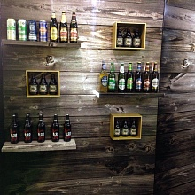 Krinitsa Brewery presents the products at PRODEXPO 2016